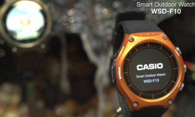 87c8dc5b4 ساعة Casio الذكية WSD-F10 في الأسواق 25 مارس وبسعر 500$