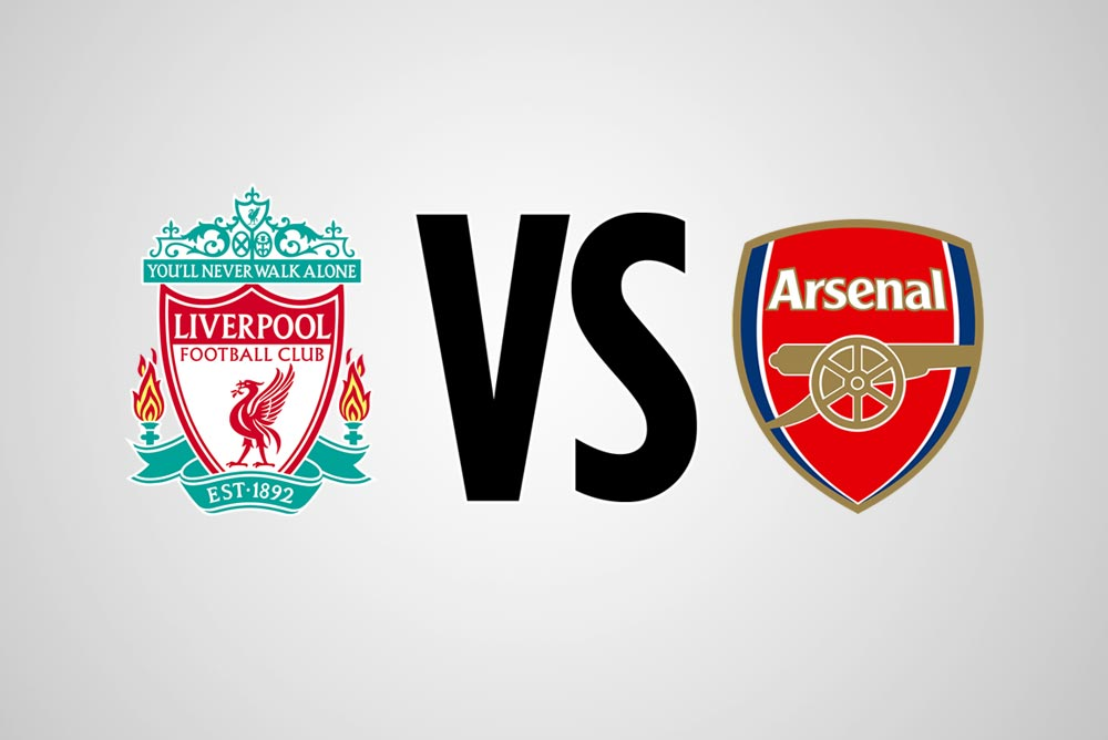 arsenal v liverpool