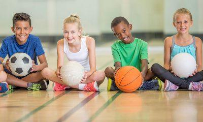 ممارسة الرياضة للأطفال