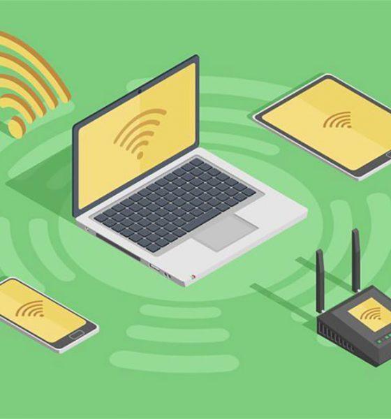 حماية شبكة الواي فاي
