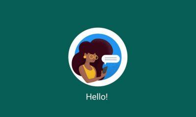 الرسائل المحذوفة من تطبيق واتساب